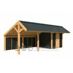 Image result for garden shed and carport combo