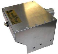 Dredge Header Box-2 1/2 inch
