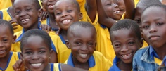 Join with The Mocha Club's orphan care + vulnerable children project to support children in Africa.