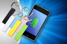 Smartphone Charger Keychains