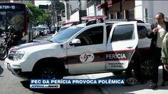 Galdino Saquarema Noticia:PEC que desmembra perícia criminal da Polícia Civil causa polêmica..