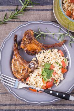 Kaja, Yummy Food, Delicious Meals, Chicken, Bulgur, Delicious Food, Good Food, Cubs