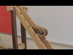 Toy Physics--- tumbling toy -part 1 /// Homemade Science with Bruce Yeany - YouTube