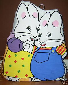 Max and Ruby Birthday Party Theme -- lots of links and good ideas here!
