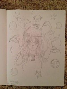 Sketchbook sketch