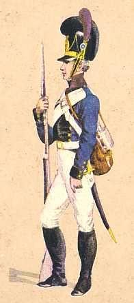 Bavaria: Grenadier 14th Infantry Regiment: 1806