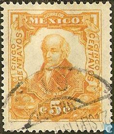 Mexico - Miguel Hidalgo 1910