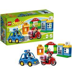 Lego Duplo Lego Ville : My First Police Set (10532)  Manufacturer: LEGO Enarxis Code: 012171 #toys #lego #duplo