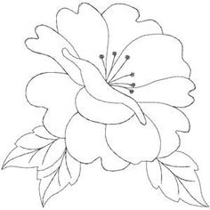 Quilters Flower 4 Larger (HDFQ4C) Embroidery Design by Anita Goodesign
