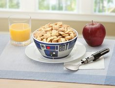 Star Wars R2-D2 Bowl Set of 4