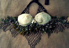 Albalone Shell Top for Mermaid by MerBellas on deviantART