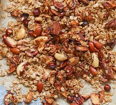 Create your own crunchy toasted granola with a hint of spice and a touch of…