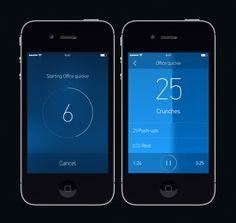 Iphone-app-present