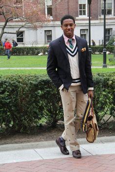 Ivy Style| Columbia University