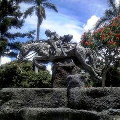 Plaza Bolivar, La Grita, Tachira Venezuela