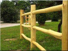 csiszolt oszlop Garden Bridge, Pergola, Fa, Outdoor Structures, Zulu, Fences, Wood, Outdoor Decor, Gardening