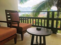 Chillaxing on the #balcony. Taking advantage of this great resort. Love the view. Im in the middle of nowhere far from the buzzing #chiangmai  #balcony#view#balconyview #lovetheview #resort #chilling#relaxtime #grateful  #besthotel  #panvimanhotel #panvimanresort #peaceful #forest #hotels #hotelreview #hotelliving #panviman #resort #panvimanresort #chiangmai #chiangmaitrip #travelling #trip #northernthailand #wanderlust #greatview #travelblog #travelblogger #travels #travelling…