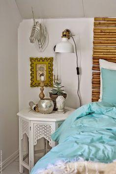 un dormitorio veraniego | Decorar tu casa es facilisimo.com
