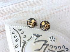 Vintage alles für Ihren Erfolg - www. Steampunk, Wedding Cufflinks, Bronze, Vintage, Trending Outfits, Unique Jewelry, Handmade Gifts, Crafts, Accessories