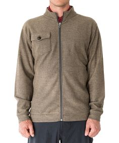 FULL ZIP POCKET LAYER