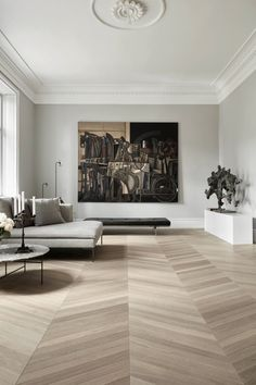 The latest in Minimalist interior design. See what perfect minimalist interior design looks like with these inspiring examples. Interior Minimalista, Minimalist Interior, Minimalist Living, Modern Living, Luxury Living, Small Living, Clean Living, Modern Room, Modern Foyer