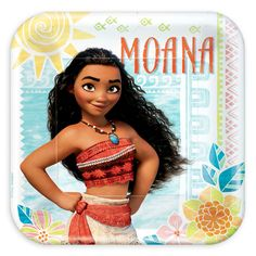 Bring island adventure with these Moana Party Plates! Featuring Moana character art, these bright and beautiful single use plates are sure to make a splash. Moana Party Supplies, Kids Party Supplies, Moana Theme Birthday, Girl Birthday, Birthday Parties, Baking Set, Party Plates, Disney, Character Art