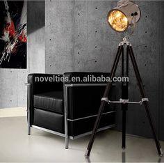 Afbeeldingsresultaat voor industriele lamp staand