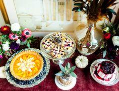 Christmas Brunch Ideas - Inspired By This  Photo: http://www.heathercheriephotography.com/ Flowers: http://helovesmeflowers.com/ Event Design: http://www.crystalspriggsbrockwell.com/ Baked Goods: https://www.facebook.com/doughadearbakery