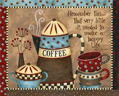 coffee quote 2 - Debi Hron