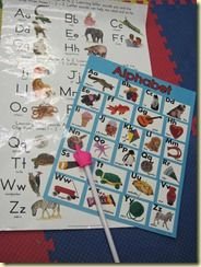 Daily 5 activities for Kinder!