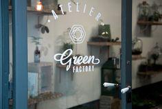 Green Factory – 17 rue Lucien Sampaix – Paris 10
