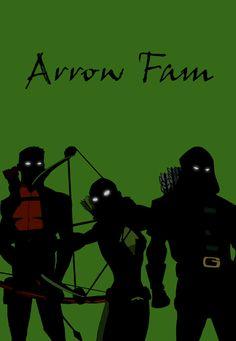 Red Arrow, Artemis, and Green Arrow