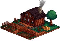 Stardew Valley Farm by Thedaronobsessor.deviantart.com on @DeviantArt