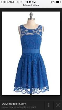 What do you think of this color blue for bridesmaids?
