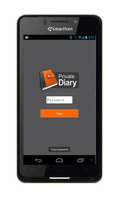 Buat kamu yang suka nulis diary, apps Private Diary ini kayaknya bisa banget dicoba nih BroSist #SMARTaplikasi