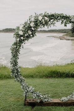 Weddings: Yamba Wedding | Jess Mitch | Hampton Event Hire ...