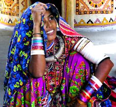 Tribes of Gujrat - Harijan tribes