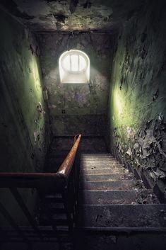"abandonedporn: "" Abandoned monastery by schnotte """
