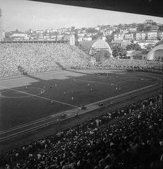 Estádio do Pacaembu, São Paulo, SP. 1953