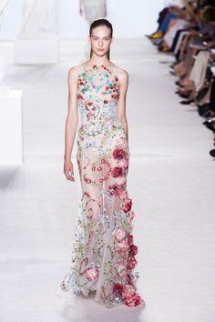 Giambattista Valli + Paris Fashion Week + Haute-Couture Fall/Winter 2013-2014