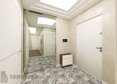 Прихожая - Дизайн проект интерьера квартиры 3+kk в Резиденции River watch, Прага, Чехия. Квартира в современном стиле для молодой семьи. Архитектор – дизайнер Инна Войтенко.