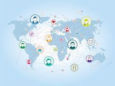 Gotowi, by poprowadzić Twoje profile w social media! http://www.be-social.pl/