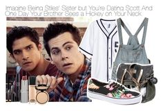 Imagine Being Stiles' Sister but You're Dating Scott And One Day Your Brother Sees a Hickey on Your Neck by fandomimagineshere on Polyvore featuring polyvore fashion style Vans Giorgio Armani MAC Cosmetics HoneyBee Gardens Christian Dior Yves Saint Laurent women's clothing women's fashion women female woman misses juniors