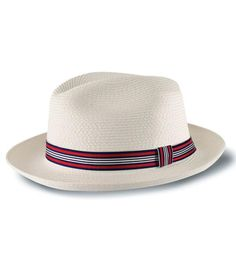 This fashionable fedora has a classic look and is great for a night out on the town or to dress up any casual look. It features Maximum sun protection and a secret pocket for convenience. It also has a removable sweatband for easy washing and interior mesh lining for comfort. This special order hat can take up to 3-4 days to ship.