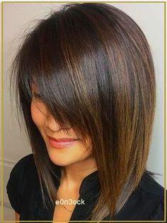 Short Hair With Bangs, Long Bangs, Short Hair Cuts, Haircuts For Fine Hair, Hairstyles With Bangs, Edgy Haircuts, Celebrity Hairstyles, Medium Hair Styles, Short Hair Styles