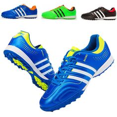 Men s Soccer Shoes Boots Turf Indoor Soccer Cleats Sports Trainers Football  Shoe fd9e62b459fab