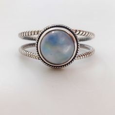 Just ordered this pretty Moonstone ring from Indie and Harper.