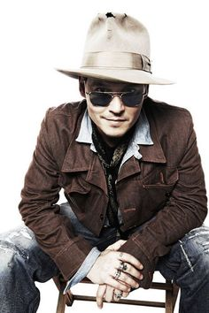"Johnny Depp on ""TV & Satellite"" Magazine 2011 on HQ - johnny-depp Photo"