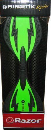 Oh my gosh! I want! -RIPSTER Razor Mini Ripstik Ripster Caster Board - Lime Green. @ hippichic1 & shakey32