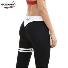 Nice Offer $16.23, Buy High Quality Brand Yoga Pant Women Sexy Seamless Elastic Sports Leggings Tights Stretch Fitness Running Pants G-206